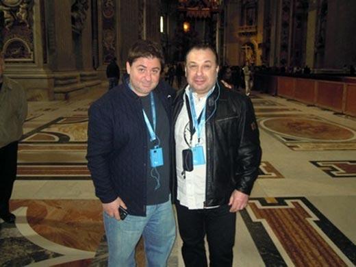 Виктор и Александр Цекало