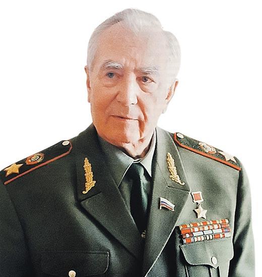 Маршал Советского Союза Виктор Куликов