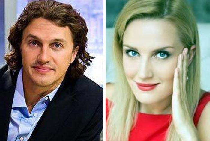 Виктор Набутов и Оксана Карас