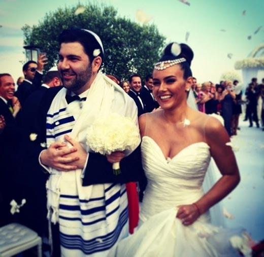 свадьба Виктория Крутая и Давид Беркович