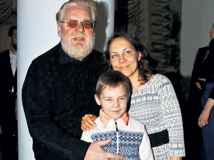 Валентин Дикуль жена Жанна сын Валентин