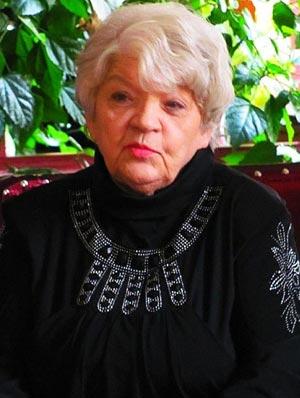 Валентина Зимняя