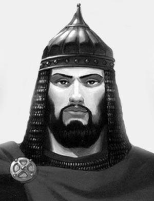 князь киевский Владимир Мстиславич
