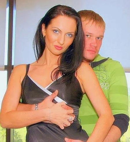Яков Шамшин и жена Эмилия