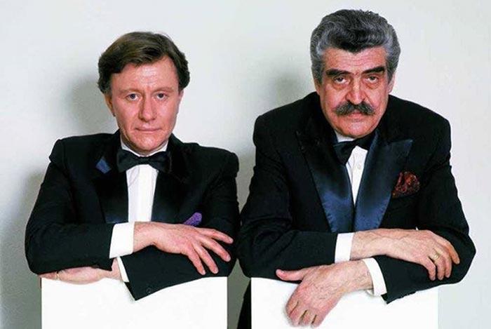 Ян Френкель и Андрей Миронов