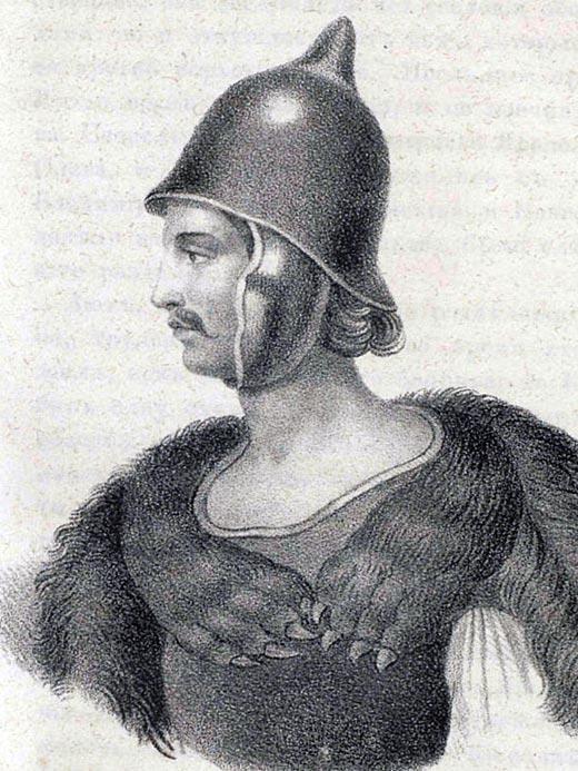Великий князь киевский Ярополк Святославич
