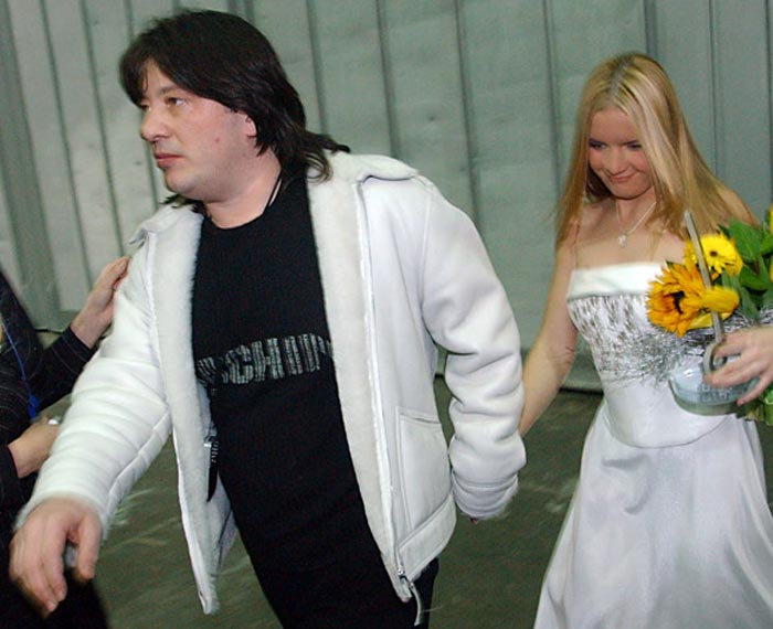 Юлия Михальчик и Александр Шульгин