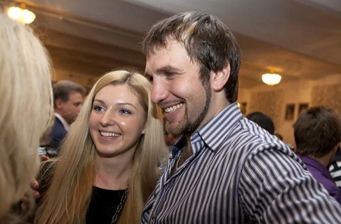 Ольга Ажажа и Александр Рагулин