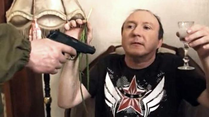 Александр Числов в сериале Человек из будущего
