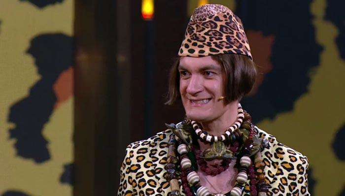 Александр Гудков в шоу Comedy Woman
