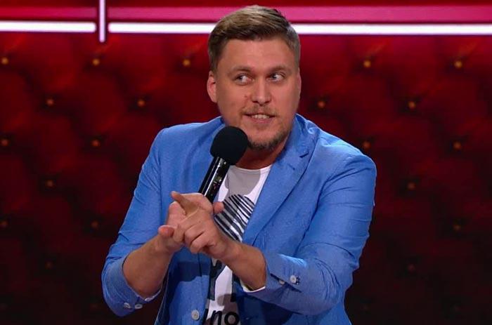 Александр Незлобин в Comedy Club
