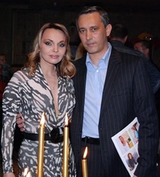 Александра Гайдук и Александр Иванов