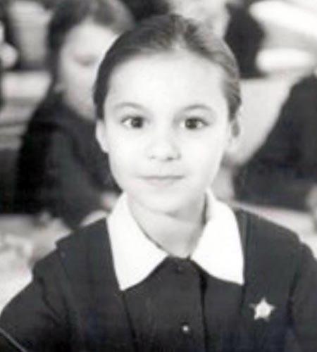 Альфия Когогина в детстве