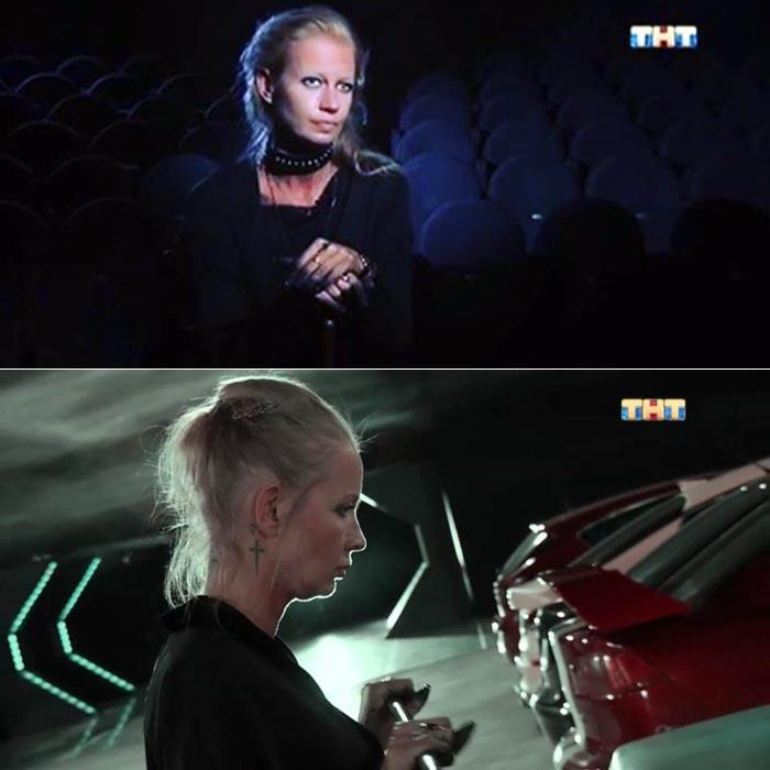 Алиса Суровова в шоу Битва экстрасенсов