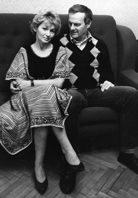 Анатолий Собчак и жена Людмила Нарусова