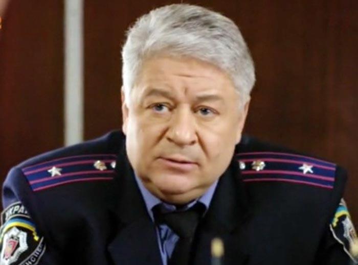 Анатолий Зиновенко Ментовские войны Одесса