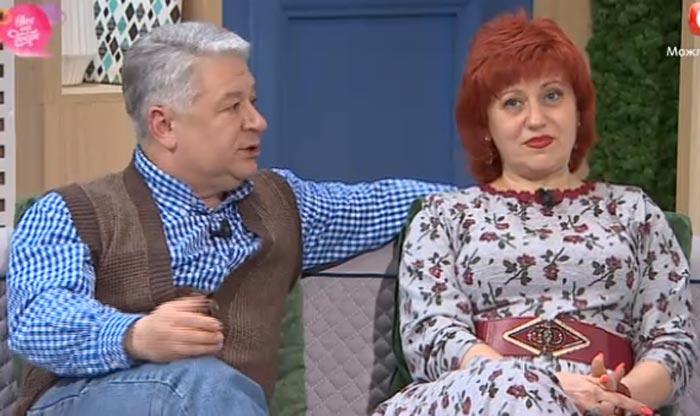 Анатолий Зиновенко и Татьяна Зиновенко