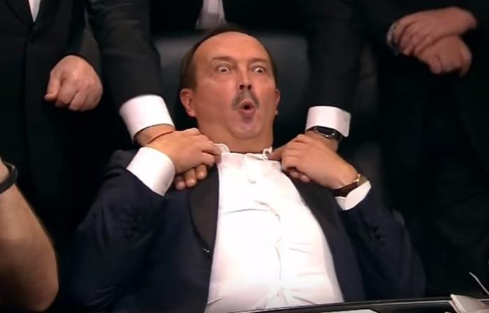 мем реакция Андрея Козлова