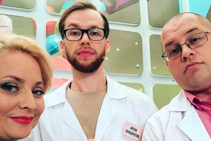 стоматолог Антон Криворотов