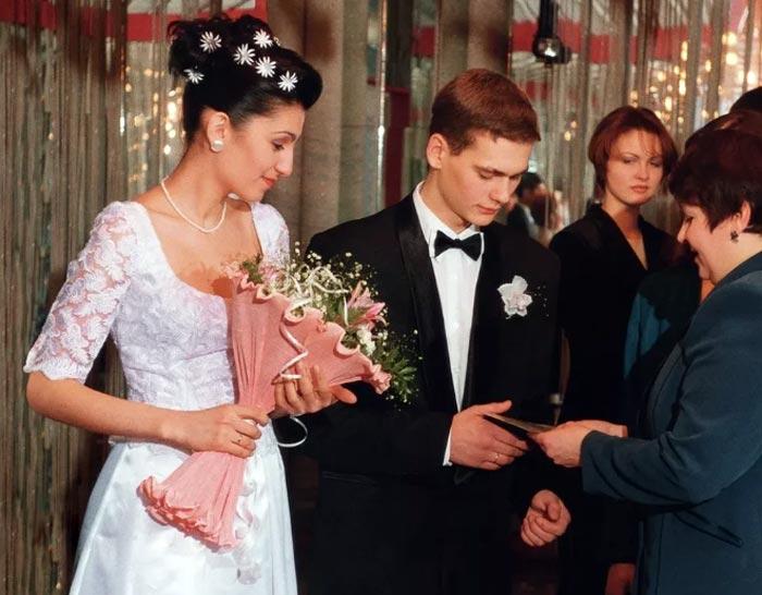Анжелика Пашкова и Александр Пашков