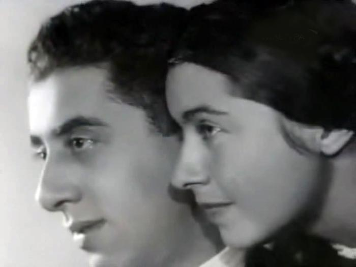 Арам Хачатурян и Нина Макарова