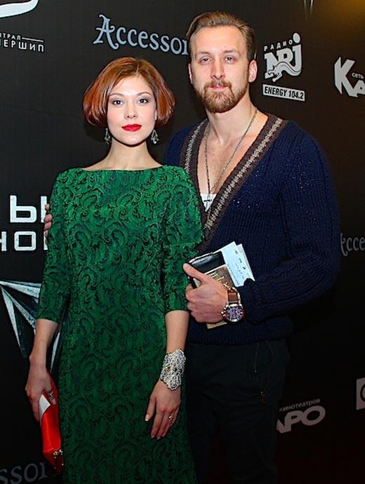 Данила Якушев и Мария Пирогова