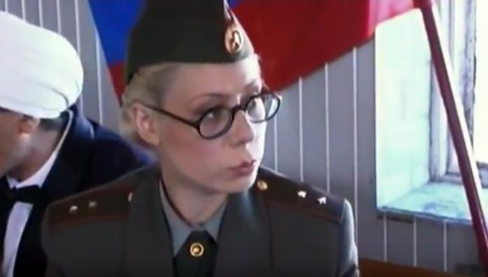 Екатерина Лапина ДМБ-002
