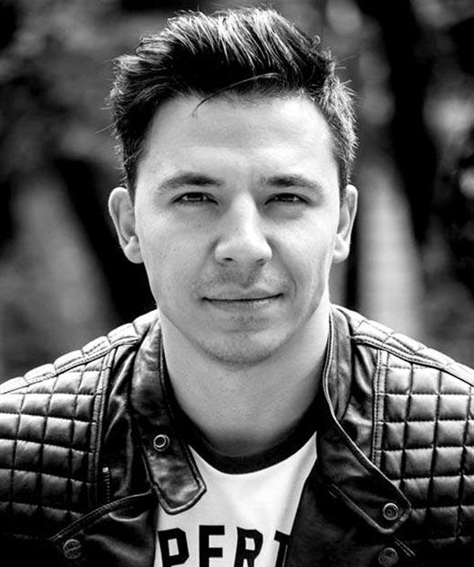 актер Эльдар Кабиров