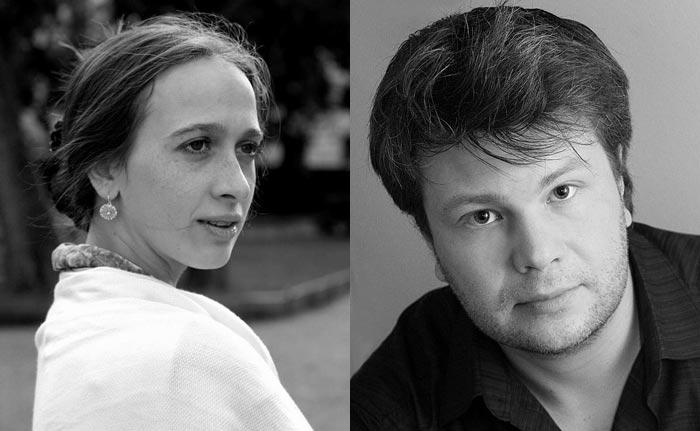 Елена Калинина и Павел Грязнов