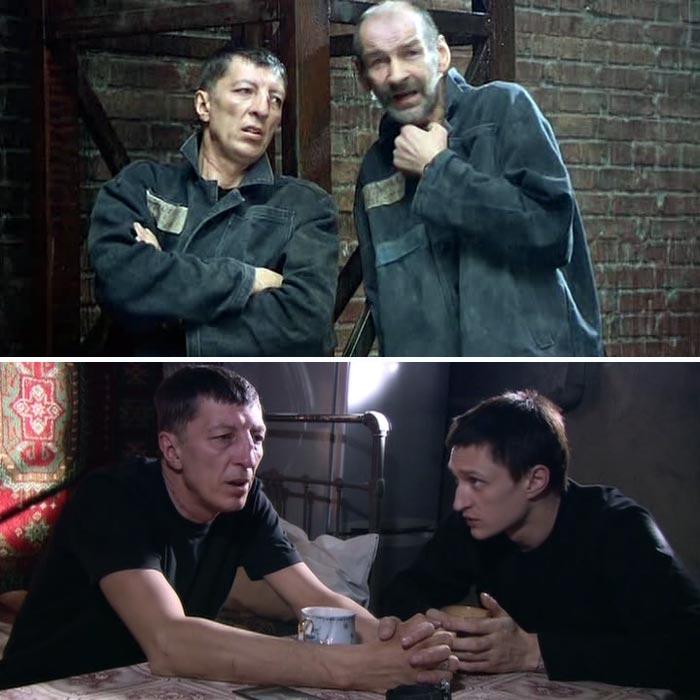 Евгений Мундум в сериале Побег Побег из тюрьмы