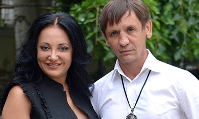 Фатима Хадуева и Вениамин Никора