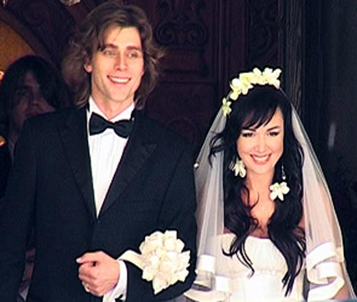 свадьба Петр Чернышев и Анастасия Заворотнюк