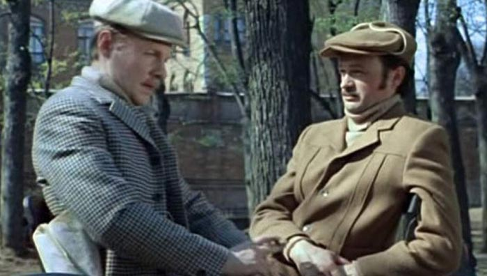 Геннадий Богачев Шерлок Холмс и доктор Ватсон
