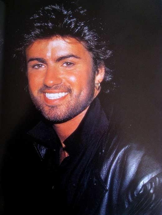 Джордж Майкл в молодости