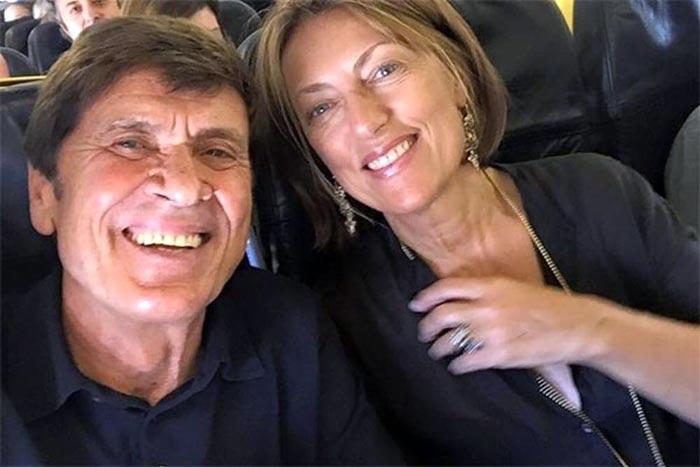 Джанни Моранди и Анна Дэн