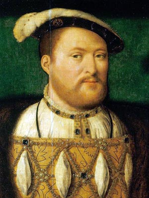 Генрих VIII Тюдор