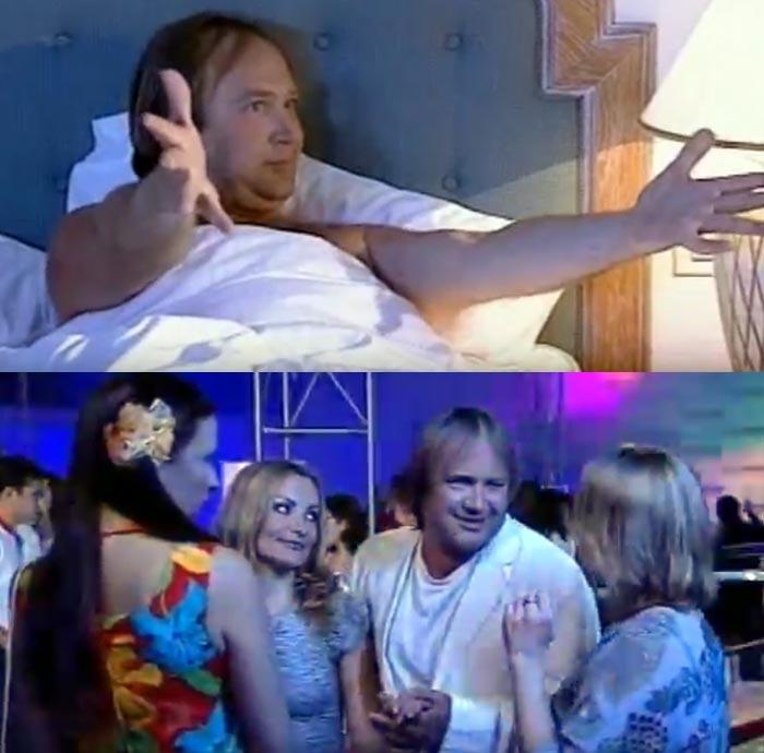 Игорь Христенко Воскресенье в женской бане
