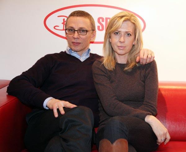 Игорь Ларионов и Елена Батанова