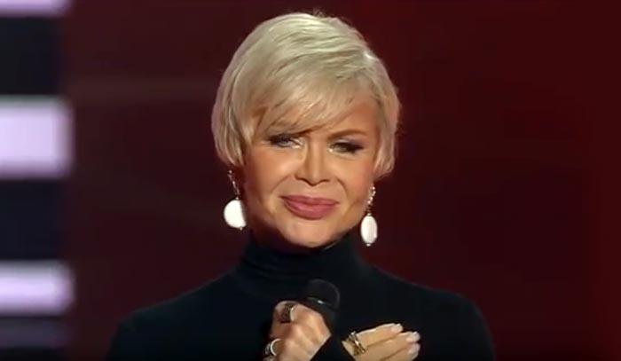 Ирина Нижегородцева Голос 60 плюс