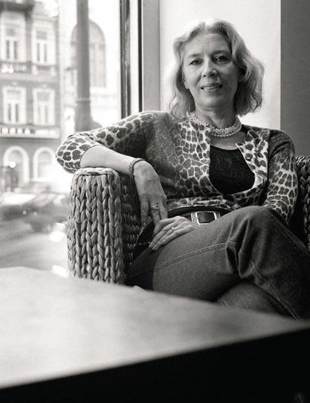 Ирина Пиотровская