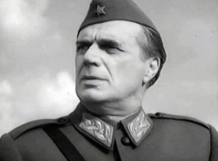 Иван Берсенев В горах Югославии