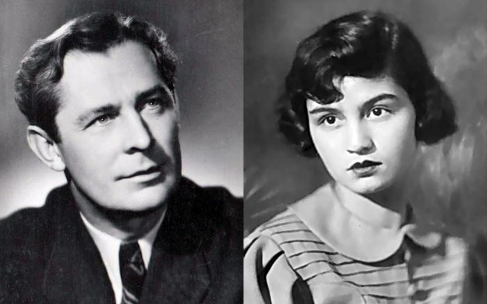Иван Дмитриев и Александра Дэльвин