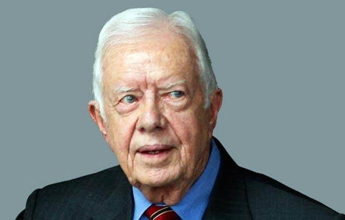президент США Джимми Картер