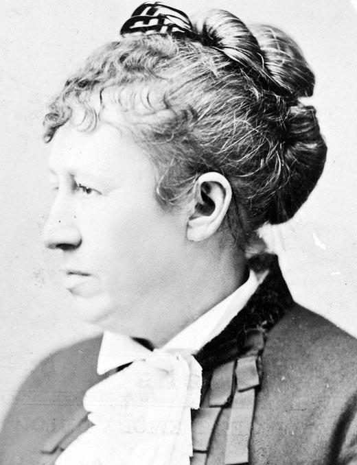 Джулия Грант жена Улисса Гранта