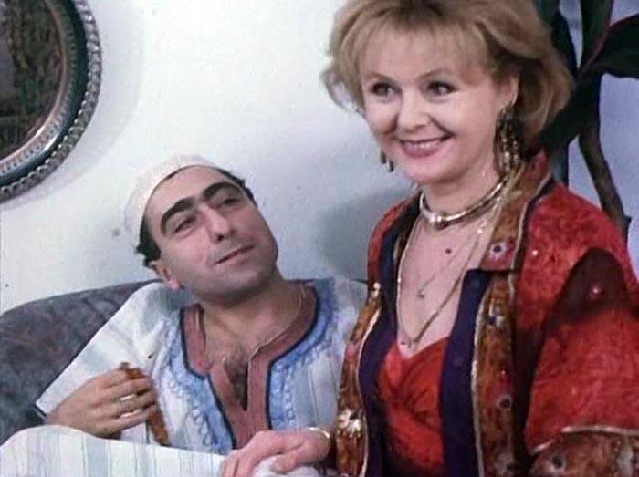 Карен Аванесян в фильме Импотент