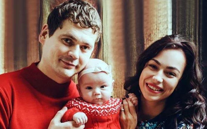 Карина Романюк Александр Пашков дочь Варвара