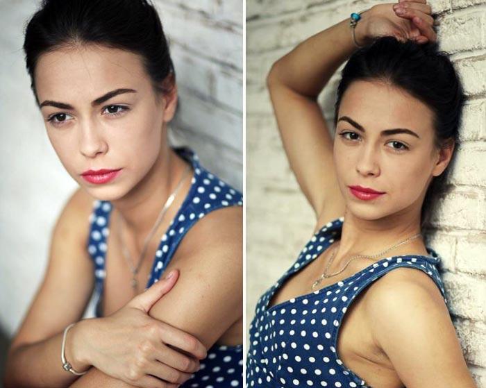Актриса театра карина романюк фото