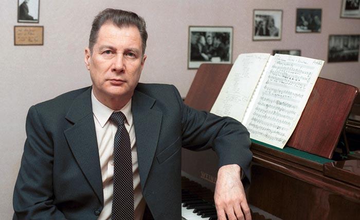 Андрей Яковлевич Эшпай