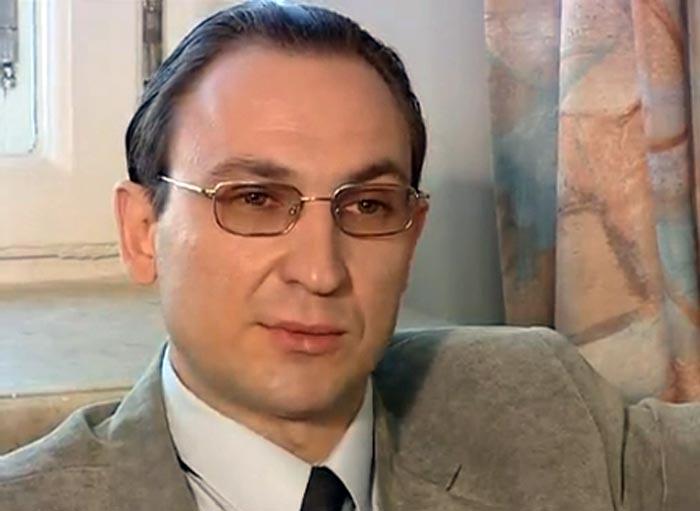 Константин Спасский в сериале Крот