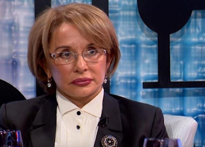 Лейла Шихлинская сейчас